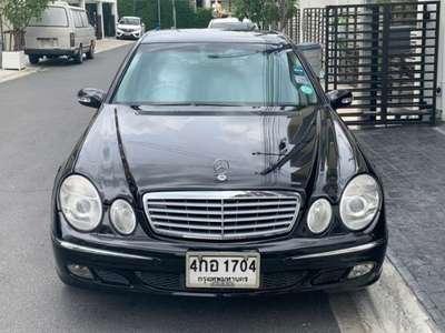 BENZ 200 E 2004