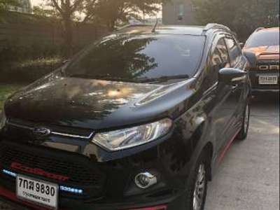 FORD ECOSPORT 1.5 TREND 2017
