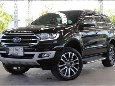 FORD EVEREST 2.2 TITANIUM PLUS 2019
