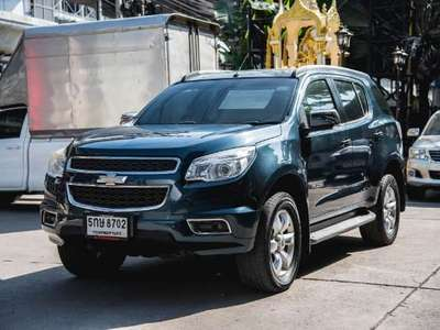 CHEVROLET TRAILBLAZER 2.8 2WD 2013