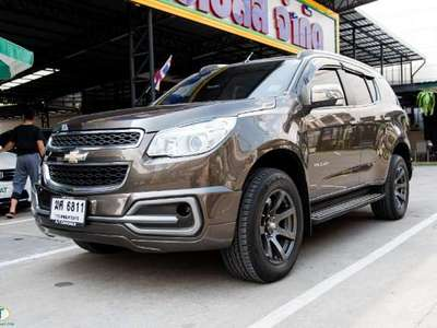 CHEVROLET TRAILBLAZER 2.8 2WD 2012