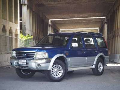 FORD EVEREST 2.5 XLT 2WD 2006