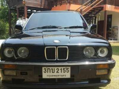 BMW SERIES 3 318 I COUPE 1985