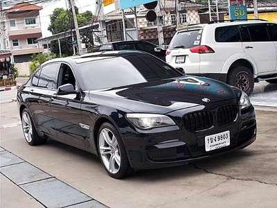 BMW SERIES 7 730 LD 2013