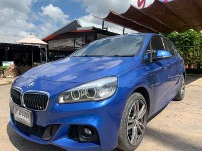 BMW SERIES 2 218 I ACTIVE TOURER M SPORT 2015