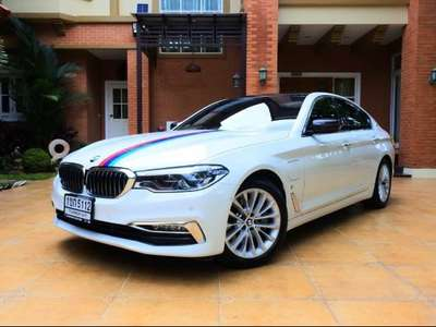 BMW SERIES 5 530E 2018