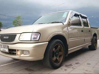 ISUZU CAB 4 3.0 CAB4 SLX ABS 2003