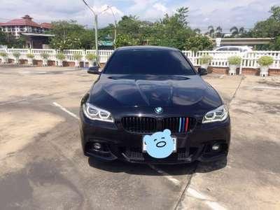 BMW SERIES 5 525 D 2016