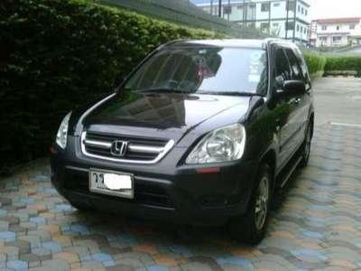 HONDA CRV 2.0 E ( I-VTEC) 2002