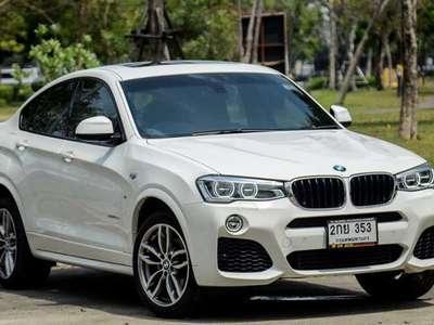 BMW X4 X4 xDrive20d 2015