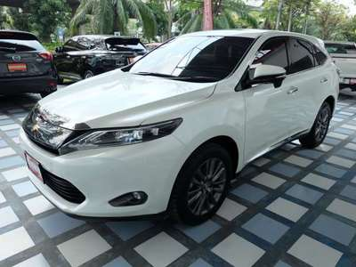 TOYOTA HARRIER HARRIER 2.0 2014