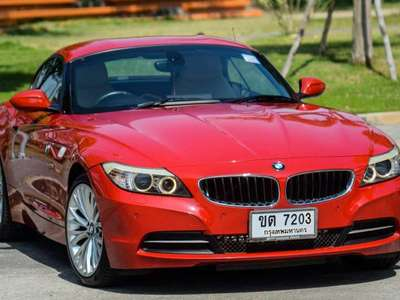 BMW Z4 2.0T 2012