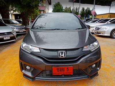 HONDA JAZZ 1.5 S (ABS/AIRBAG) 2017