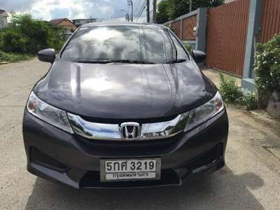 HONDA CITY 1.5 V i-VTEC (AS) 2017