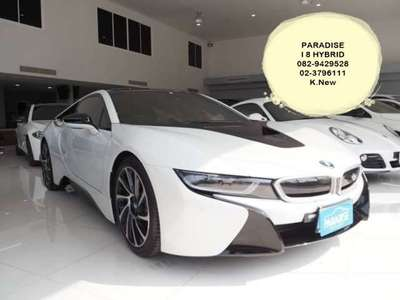 BMW I8 i8 1.5 HYBRID 2016