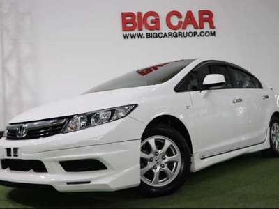 HONDA CIVIC 1.8 S 2013