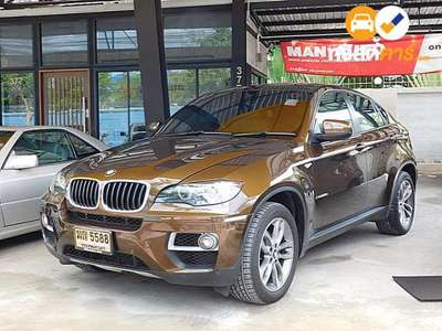 BMW X6 XDRIVE 30D STEPTRONIC 4DR SUV 3.0DTI 8AT 2014
