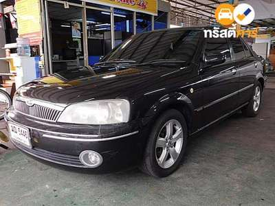 FORD LASER TIERRA GHIA 4DR SEDAN 1.8I 4AT 2002