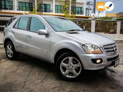 BENZ ML-Class SPORTS G-TRONIC ML280 CDI 4DR SUV 3.0DTI 7AT 2008