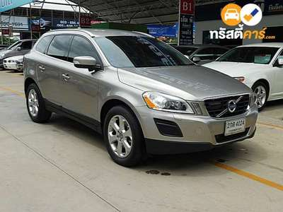 VOLVO XC60 D4 SA 4DR WAGON 2.0DCT 6AT 2013