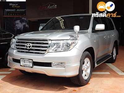 TOYOTA LAND CRUISER 7ST PRADO 4DR SUV 3.0d 4AT 2009
