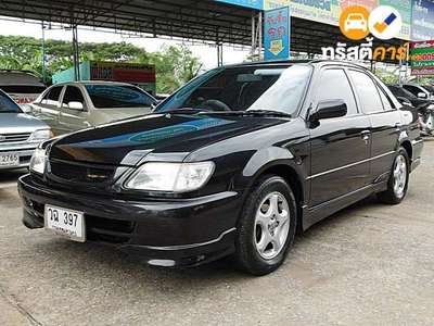 TOYOTA SOLUNA GLI 4DR SEDAN 1.5I 4AT 2002