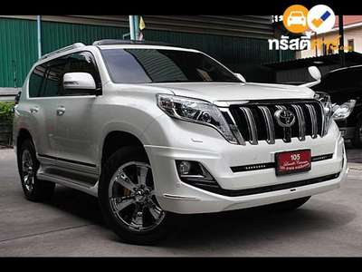 TOYOTA LAND CRUISER 7ST PRADO 4DR SUV 2.7I 5AT 2015
