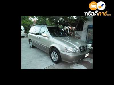 KIA CARNIVAL CEO II 7ST 4DR WAGON 2.4I 4AT 2004