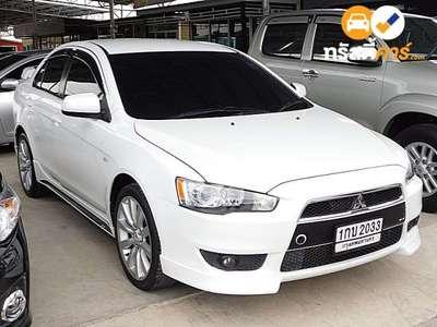 MITSUBISHI LANCER GT CVT EX 4DR SEDAN 2.0I 6AT 2013