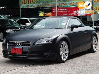 AUDI TT MULTITRONIC 2DR COUPE 2.0IT 6AT 2011
