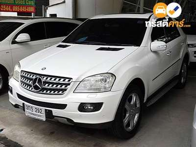 BENZ ML-Class SPORTS G-TRONIC ML280 CDI 4DR SUV 3.0DTI 7AT 2007