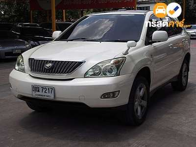 TOYOTA HARRIER 4DR SUV 2.4I 4AT 2009