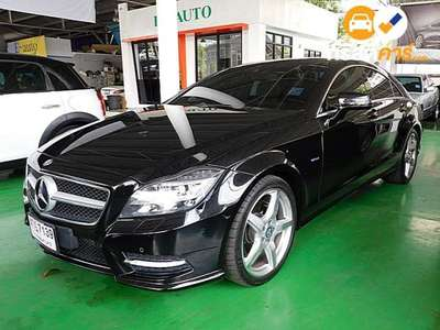 BENZ CLS-Class EXCLUSIVE G-TRONIC CLS250 CDI 4DR COUPE 2.1DTT 7AT 2014