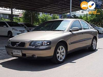 VOLVO S60 4DR SEDAN 2.0ITI 5AT 2004