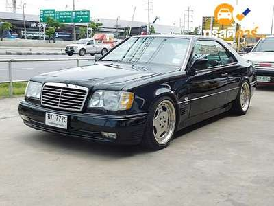 BENZ 300 2DR COUPE 3.0I 4AT 1992