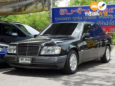 BENZ 230 4DR SEDAN 2.3I 4AT 1992