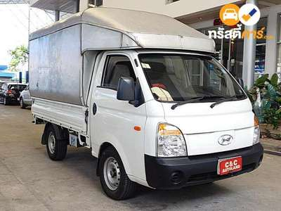 HYUNDAI H-100 SINGLE CAB 2DR TRUCK 2.5DCT 5MT 2008