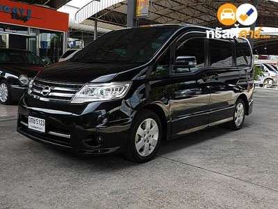 NISSAN SERENA 8ST 4DR WAGON 2.0I 4AT 2011