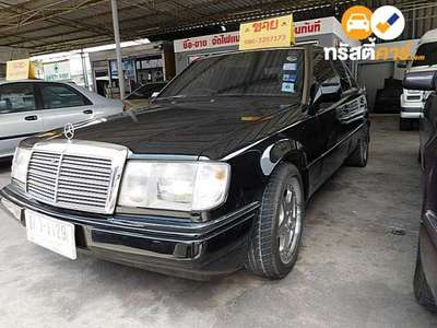 BENZ 300 4DR SEDAN 3.0I 4AT 1993