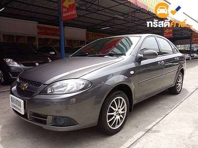 CHEVROLET OPTRA LS 4DR SEDAN 1.6I 4AT 2011