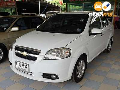 CHEVROLET AVEO LS 4DR SEDAN 1.6I 4AT 2013