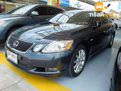 LEXUS GS LUXURY SA 4DR SEDAN 3.0I 5AT 2005