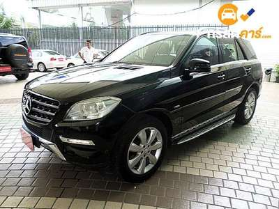BENZ ML-Class G-TRONIC ML250 CDI BLUEEFFICIENCY 4DR SUV 2.1DTI 7AT 2013