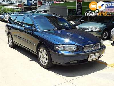 VOLVO V70 SA 4DR WAGON 2.3ITI 5AT 2002