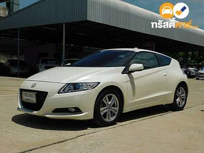 HONDA CR-Z JP CVT FWD 1.5I 2DR COUPE 1.5I 0AT 2013