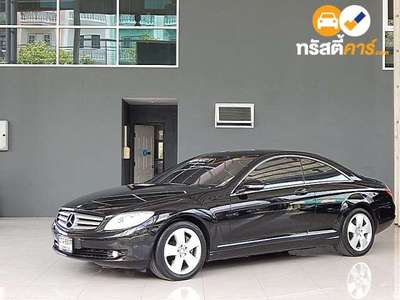 BENZ CL-Class G-TRONIC CL500 2DR COUPE 5.5I 7AT 2010