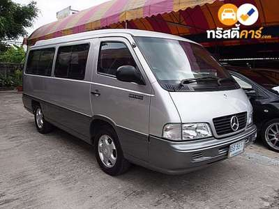 BENZ MB-Class 140 PC 15ST MB 2DR SUV 2.9D 5MT 2002