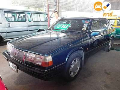 VOLVO 940 GL 4DR SEDAN 2.3 4AT 1992