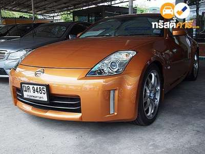 NISSAN 350 Z TIPTRONIC 2DR COUPE 3.5I 5AT 2011