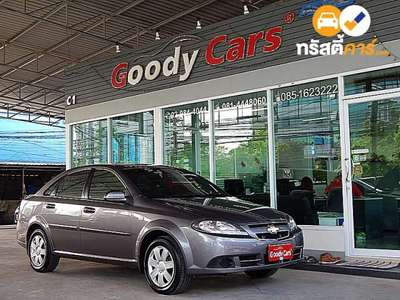 CHEVROLET OPTRA LS 4DR SEDAN 1.6I 4AT 2010